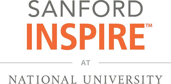Sanford Inspire at National University logo