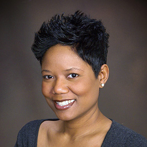 Chelonnda Seroyer, International Teacher Award winner and president of Seroyer Educational Consulting Service