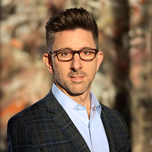 Dr. Marc Brackett, Founding Director of the Yale Center for Emotional Intelligence